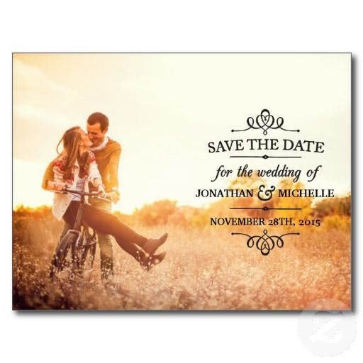 Save The Date Cards Match Your Colors & Style Free