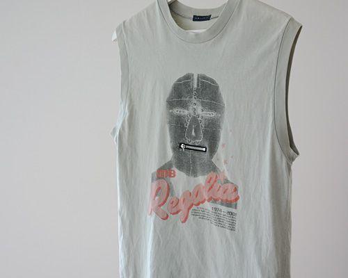 福島市の古着屋 Clothing and more FUNS BLOG: ミルクボーイ ノースリーブ シャツ | ジャパンヴィンテージ | FUNS