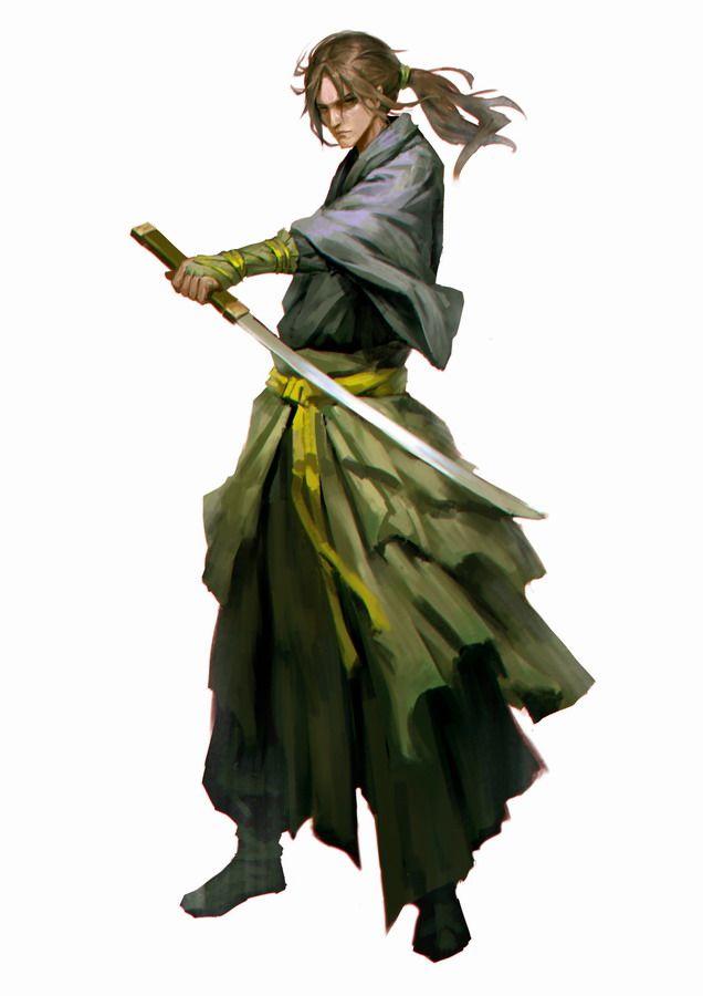 Yaksu, reino azul, classe II