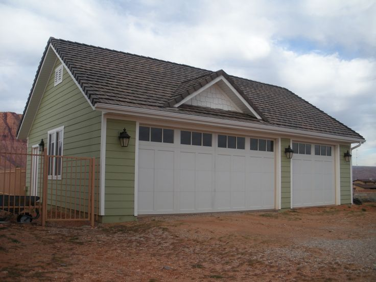8 Best Garage Plans Images On Pinterest Pole Barn Garage