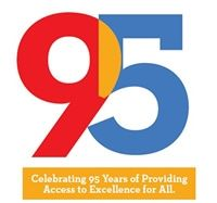 Celebrating 95 years of providing access to excellence for all
