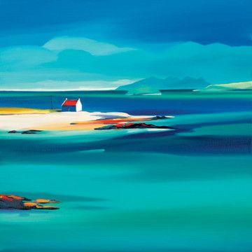 Pam Carter - Contemporary Scttish artist -