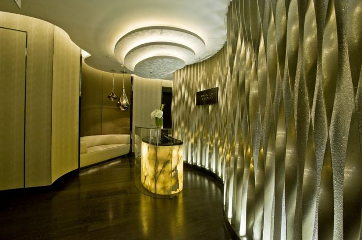 ESPA Spa Design by Hirsch Bedner Associates - Architecture & Interior Design Ideas and Online Archives | ArchiiiArchiii
