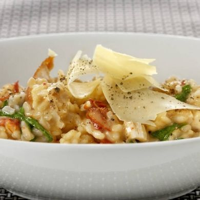 Creamy Chicken and Sundried Tomato Risotto #PerfectItaliano #Recipe #myfoodbook