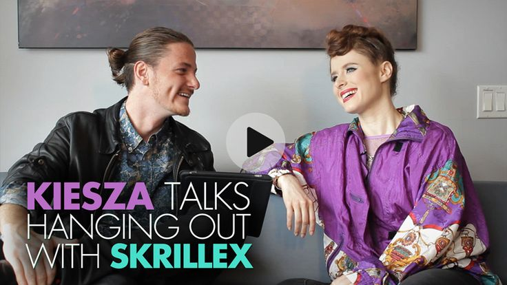 While flipping through her Instagram feed, Kiesza opens up on why she had to give up ballet at the age of 15, what it's like to work with Skrillex and Diplo and gives Simon the lowdown on how she does her signature hairstyle.