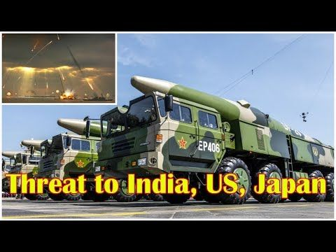 """China's advanced hypersonic missile threat to India, US, Japan: Report BEIJING: China's new """"hypersonic"""" ballistic missiles will not only challenge the defences of the US but also be able to more accurately hit military targets in Japan and India, a media report said on..."""