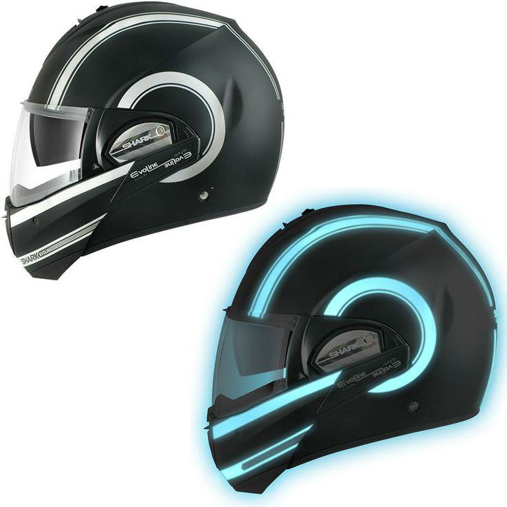 cool motorcycle helmets | lrgscaleShark-Evoline-Series-2-Moovit-Lumi-Motorcycle-Helmet-1.jpg