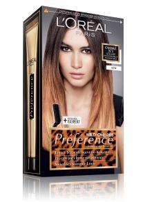 loreal-farba-ombre-ciemne-wlosy: Hairs Ideas, Hair Dos, Lots