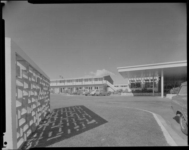The Lodge motel, Kilbirnie, Wellington