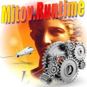 The Mitov.Runtime library has been updated to support Delphi XE8, with many new features. #Delphi