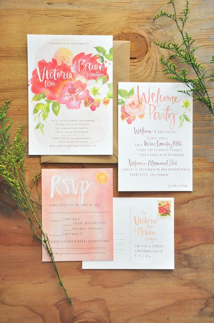 87 best Creative Invitations images on Pinterest | Wedding ideas ...