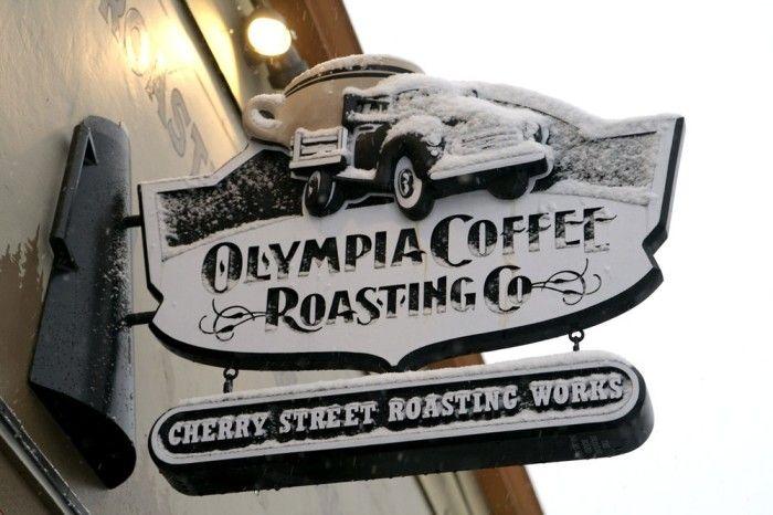 8. Olympia Coffee Roasting Co.