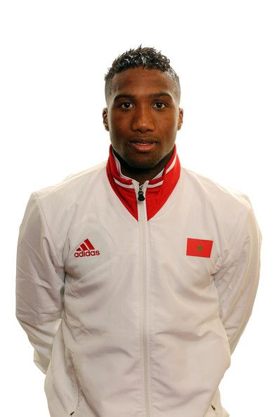 Morocco Men's Official Olympic Football Team Portraits