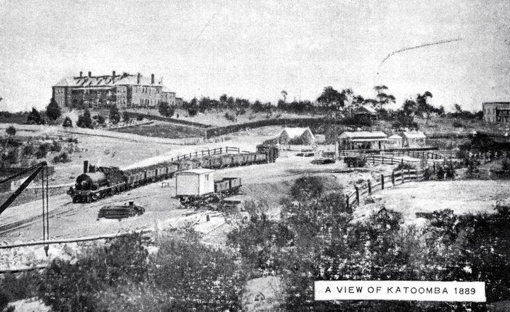 Katoomba 1889