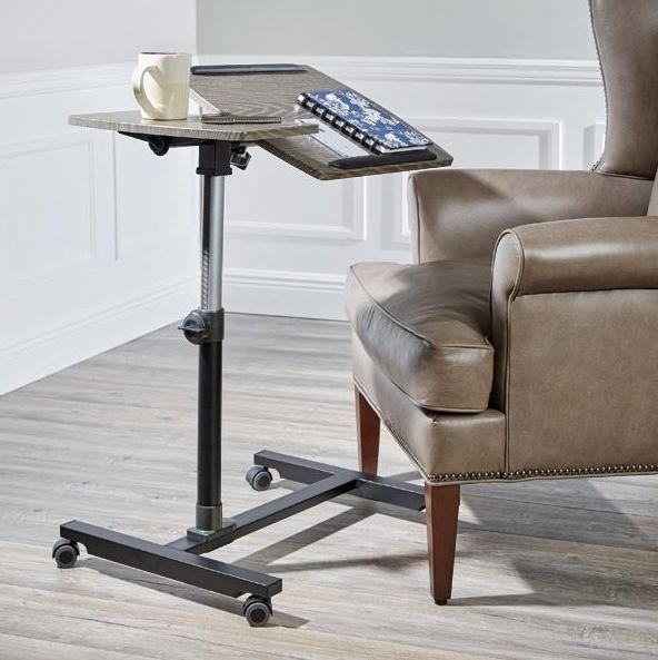 Ergonomic Adjustable Reading Table Multi Purpose Sit To Stand