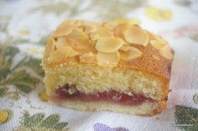 Domesblissity: Bakewell Jam Slice