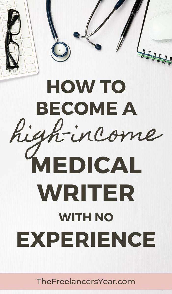 Freelance Medical Writing Is A Money Making Specialty That S Interesting And Offers Plenty Of Work And Even Better Y In 2020 Medical Blogs Make Money Writing Medical