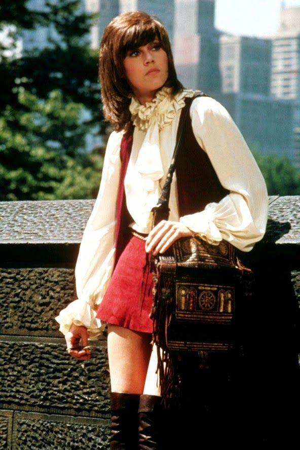 KLUTE - Jane Fonda as a high-class prostitute - Warner Bros. - Publicity Still