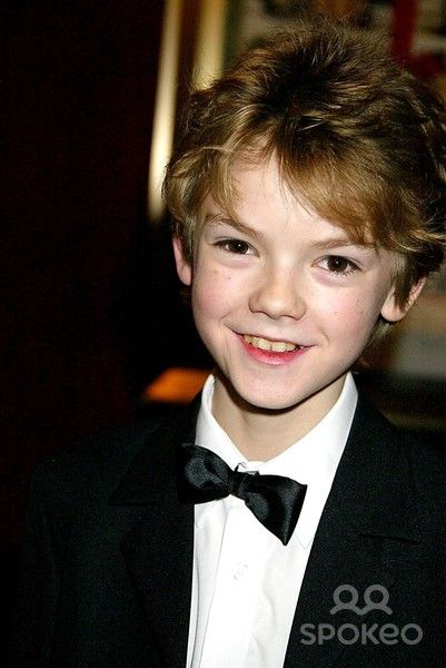 Thomas Brodie Sangster (1990) ~ Love Actually, Nanny McPhee, The Maze Runner