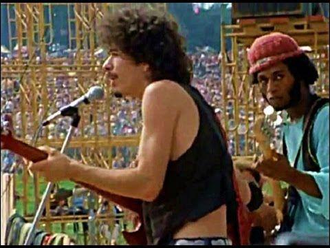 Santana - Evil Ways (Album 1969)  Live from Woodstock Music Festival 1969 New York USA