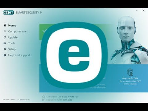 ESET Smart Security 9 - The all-in-one security solution for Windows - Download Software Preview - YouTube