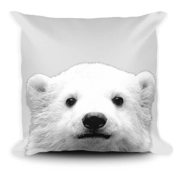 A personal favorite from my Etsy shop https://www.etsy.com/ca/listing/510536266/bear-pillow-animal-pillows-nursery-decor