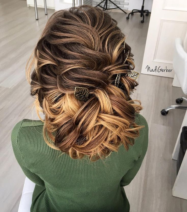 Ways to style hair for special occasions