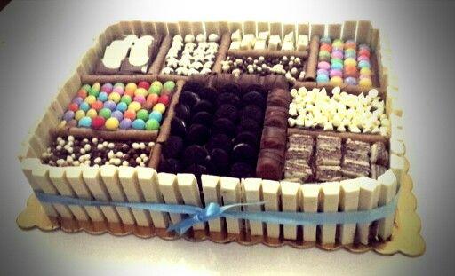 τούρτα κιτ κατ cake birthday