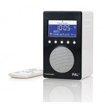 Draagbare #designradio met Bluetooth en DAB+ van Tivoli.