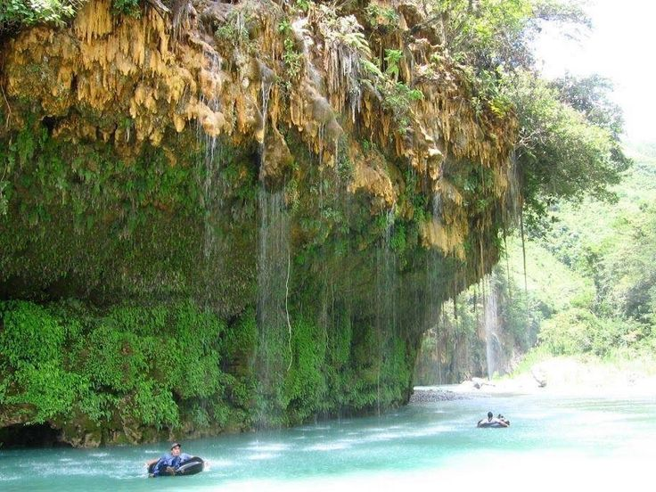 Río Chixoy Quiché, Guatemala