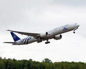 We take a look at the SkyTeam airline alliance. http://airtravel.about.com/od/airlines/fl/All-About-Airline-Alliances-SkyTeam.htm