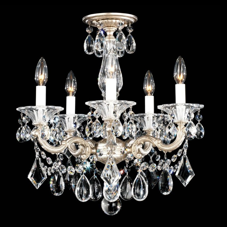 37 Best Crystal Images On Pinterest Chandeliers Home