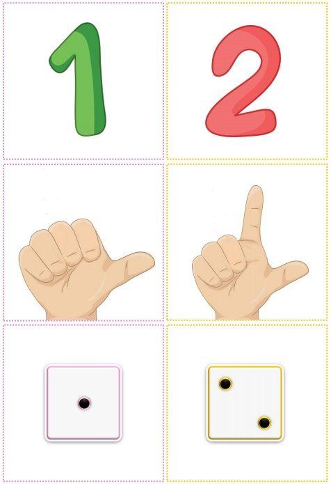 Cartells de números