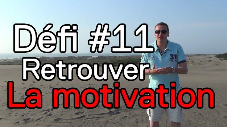 Retrouver la motivation (Devenez plus intelligent #11)