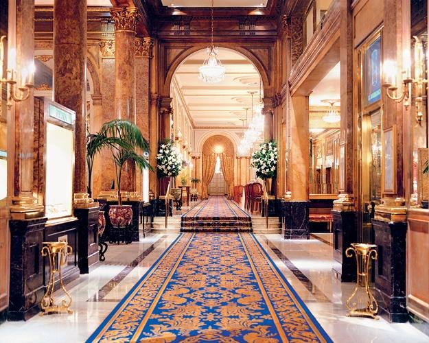 The Alvear Palace Hotel.