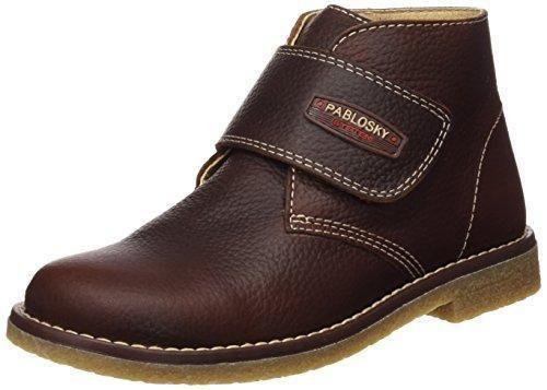 Oferta: 43€. Comprar Ofertas de Pablosky 574584 - Zapatillas para niños, color marrón, talla 27 barato. ¡Mira las ofertas!