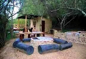 Slagboom Outdoors Braai BBQ- Addo Self Catering Addo Camping