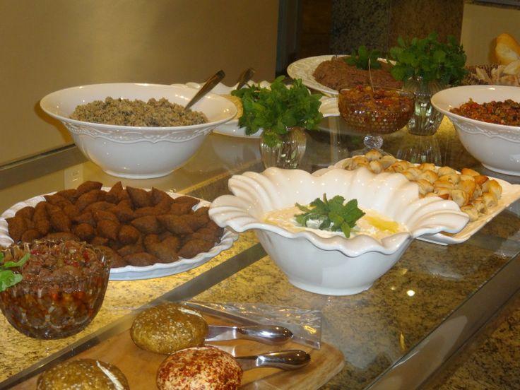 Banquete Árabe - Delicia - Adorei !!!