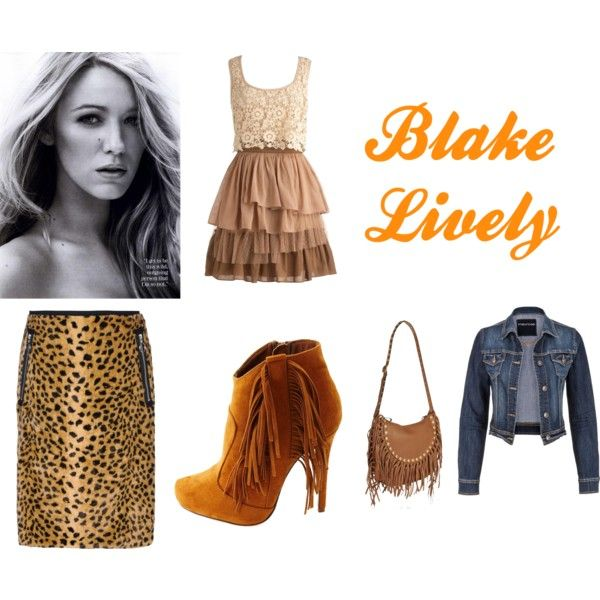 Blake Lively Apostolic Style by kallicueto on Polyvore featuring Hache, Charlotte Russe and Valentino
