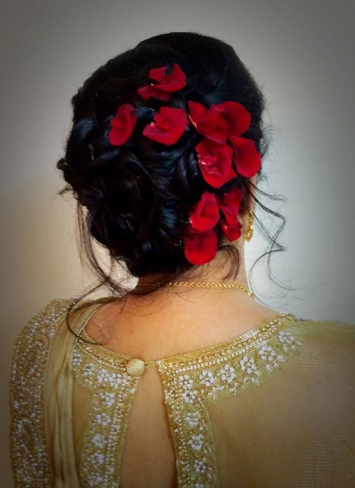 www indian hair style 46 best images about bridal hair styles on 4207