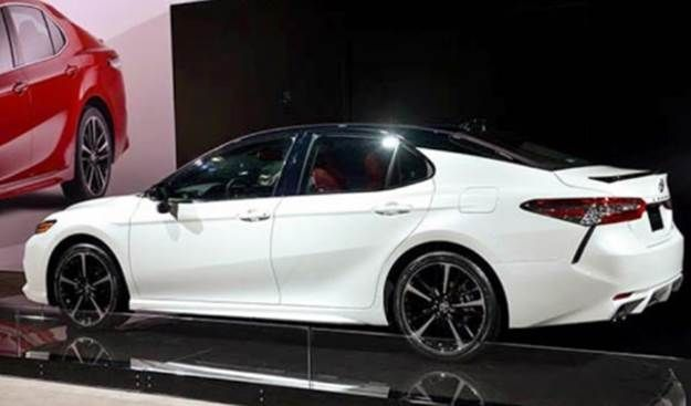 2020 Toyota Camry Redesign Latest Information About Toyota Cars