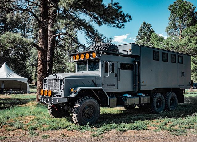 Overland Expo West >> Big Trucks Abound At Overland Expo West This Year