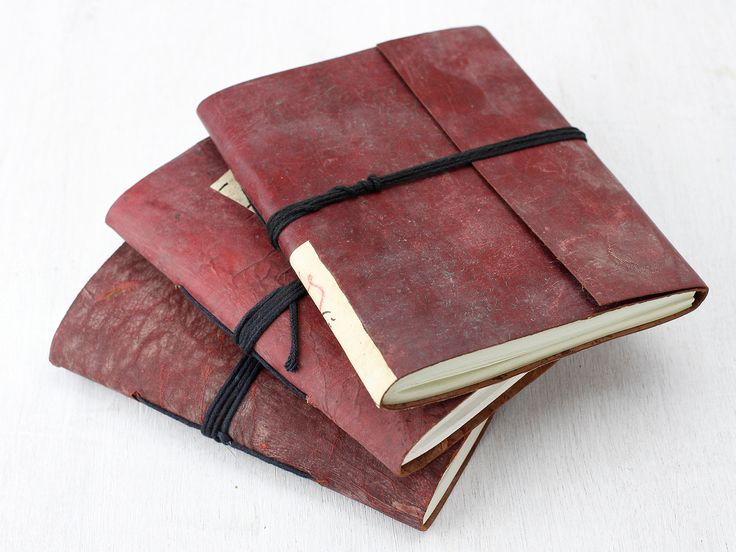 Vintage Leather Journal that Indiana Jones would approve of!