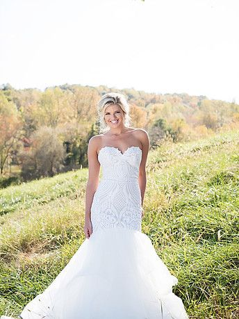 JLM Couture wedding dress at Wedding Angels Bridal Boutique Elegant ...
