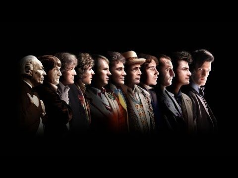 Trailer celebrating 50 years of Doctor Who