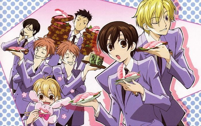 10 Best Rom-Com Anime Shows To Watch   Ouran High School Host Club