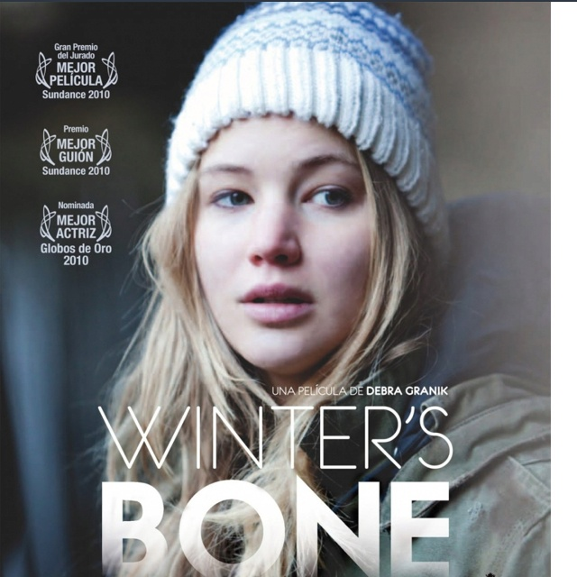 Great independent film that features Jennifer Lawrence from Hunger Games.