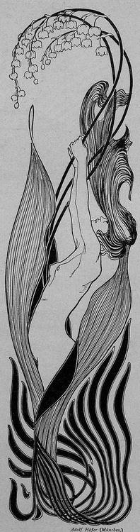 sillybones:  Fritz Hegenbart