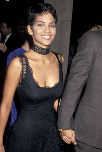 Halle Berry's Romantic Lace Look is Perfect for Our 90s Obsession | Essence.com