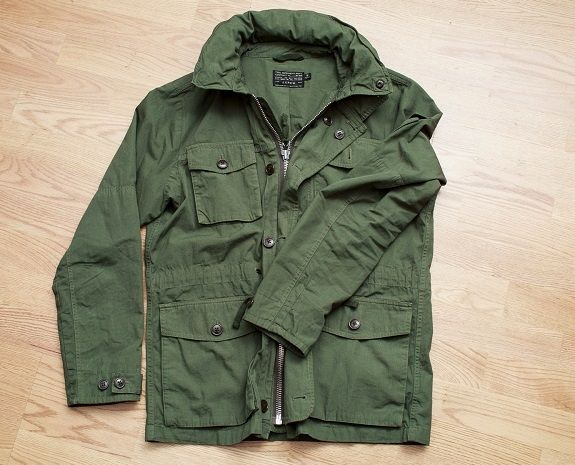 In Review: The J. Crew Field Mechanic Jacket | Dappered.com